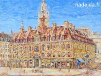 Vieille Bourse, Grand Place - Lille